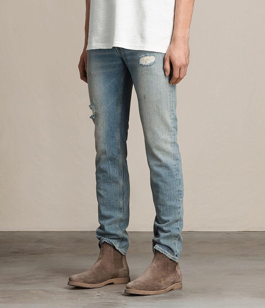 Men's Dakota Iggy Jeans (indigo_blue) - Image 3