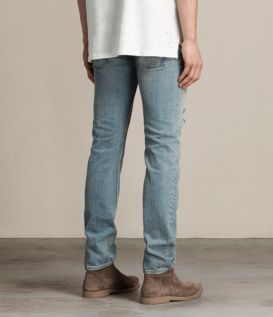 Men's Dakota Iggy Jeans (indigo_blue) - Image 4