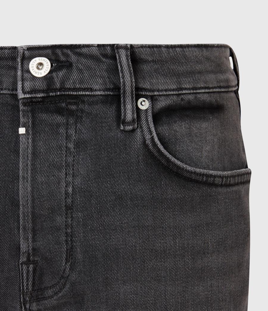 Men's Rex Slim Jeans, Dark Grey (dark_grey) - Image 5