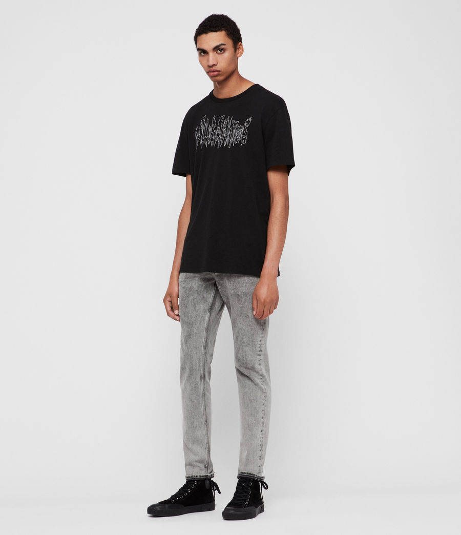 Men's Rex Slim Jeans, Grey (grey) - Image 3