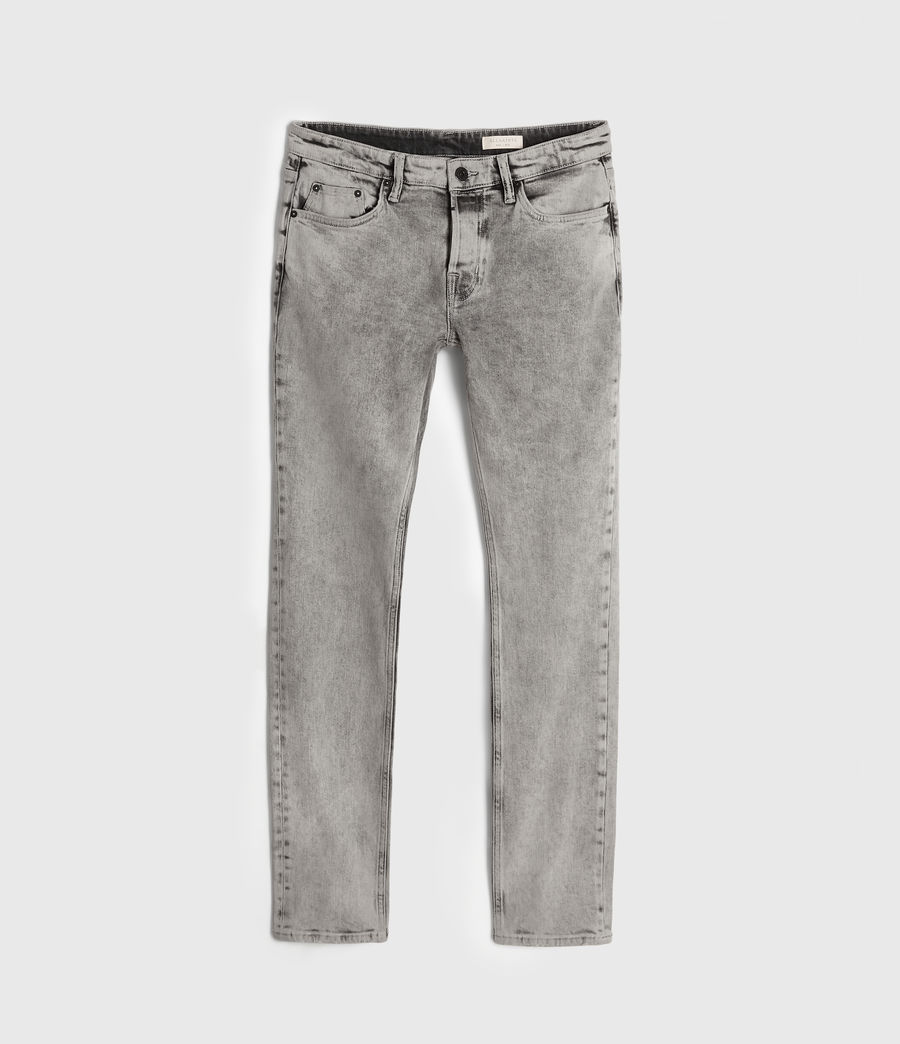 Men's Rex Slim Jeans, Grey (grey) - Image 6