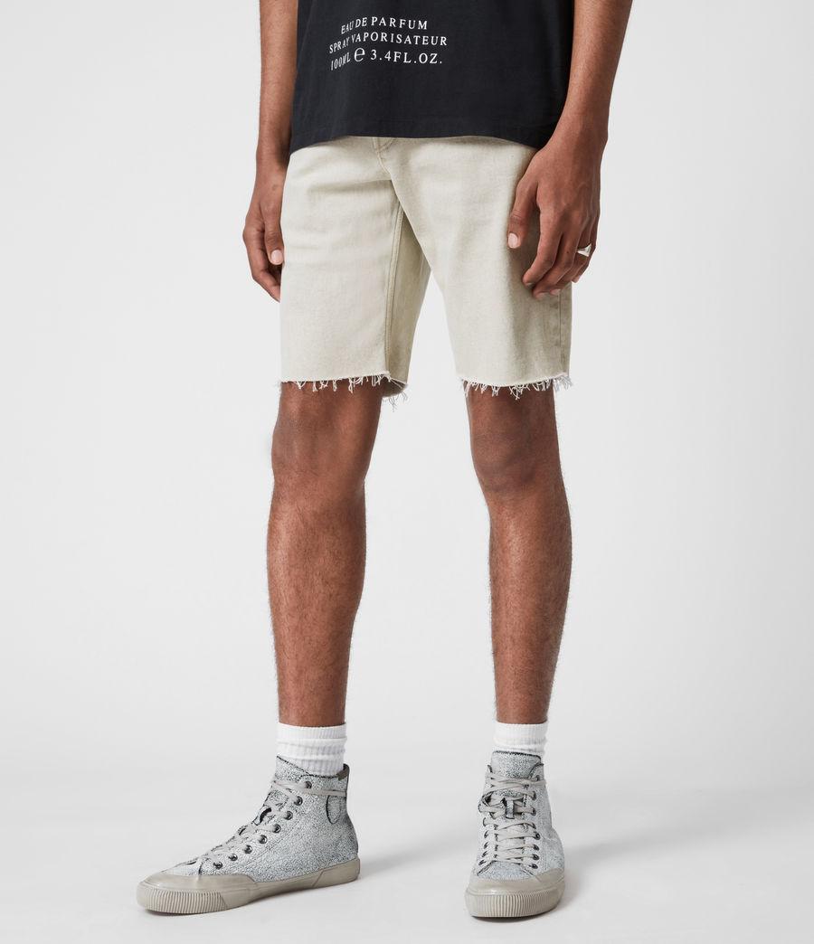 Men's Switch Denim Shorts (chateu_grey) - Image 4