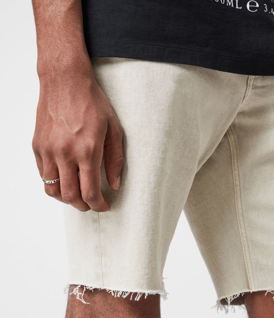 Men's Switch Denim Shorts (chateu_grey) - Image 6