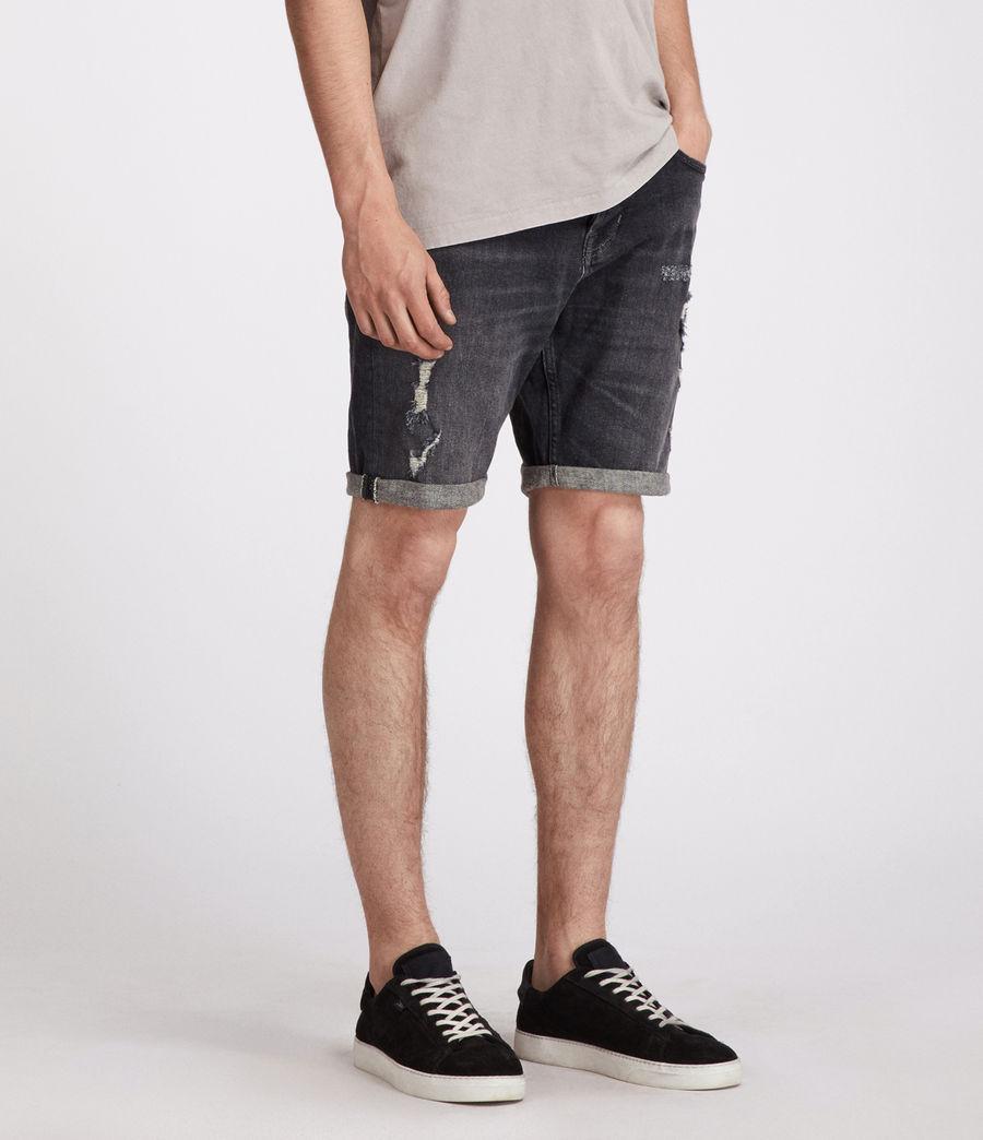 Men's Barge Shorts (washed_black) - Image 3