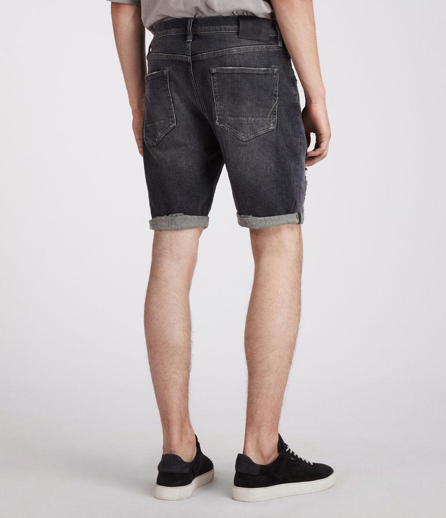 Men's Barge Shorts (washed_black) - Image 4