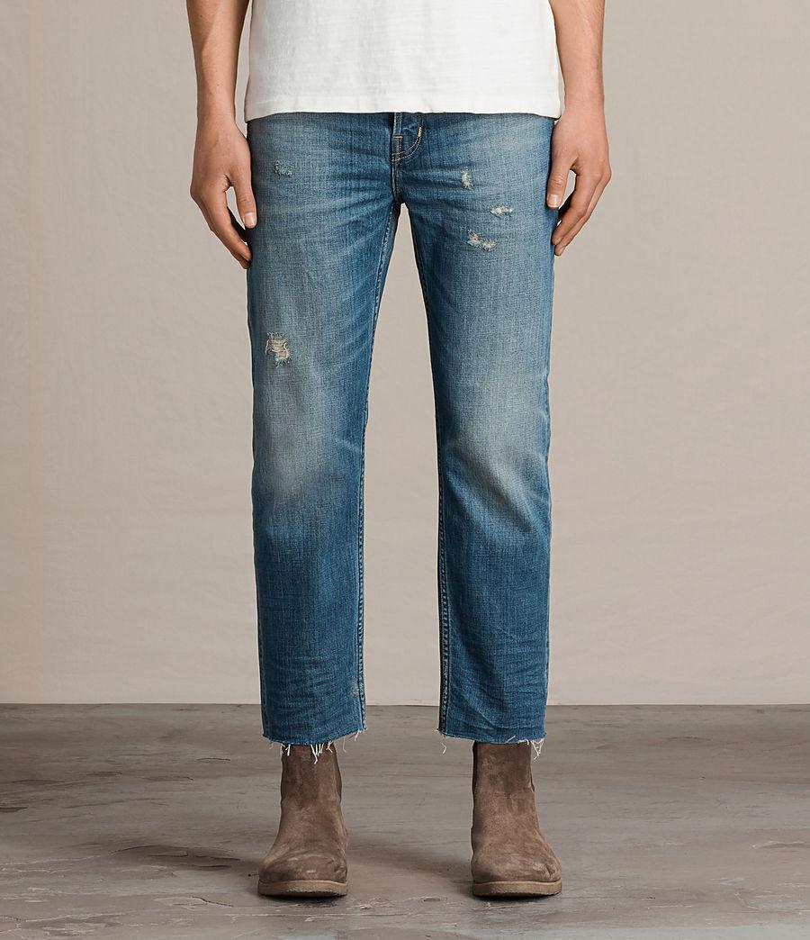 Uomo Jeans Ildham Sid (indigo_blue) - Image 1