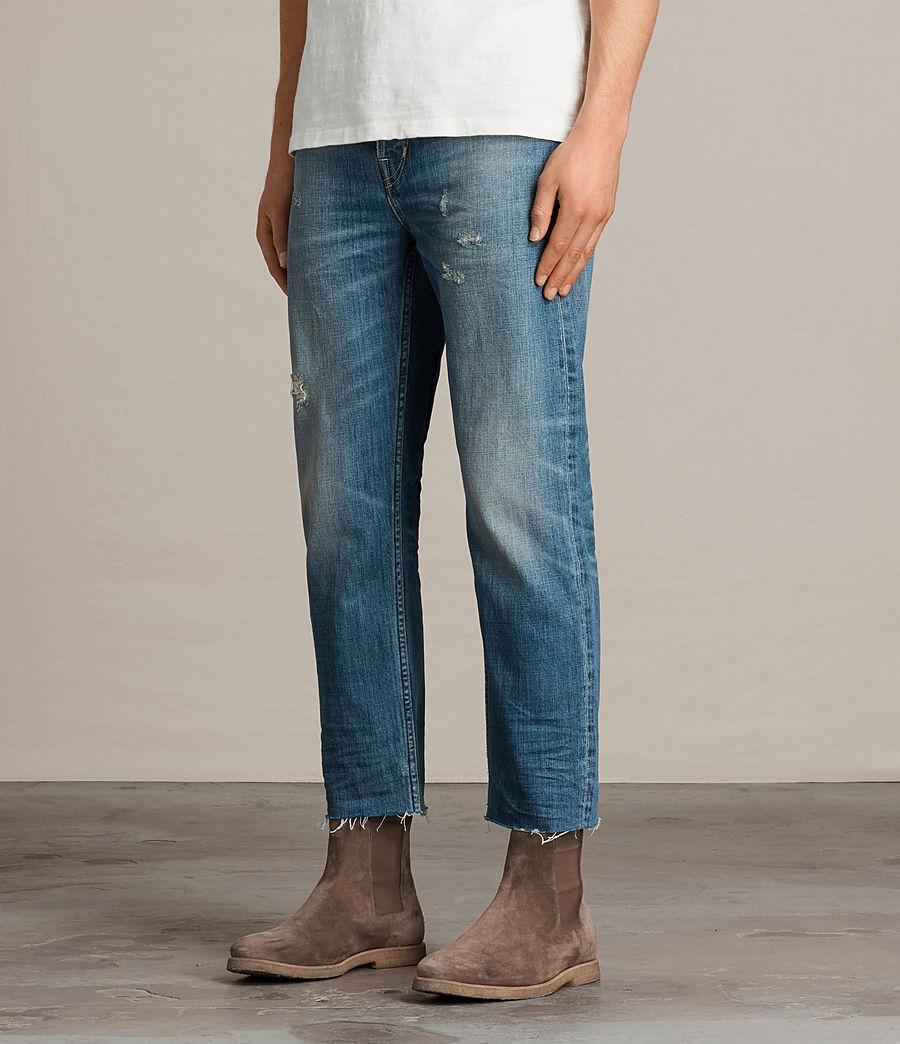 Uomo Jeans Ildham Sid (indigo_blue) - Image 3