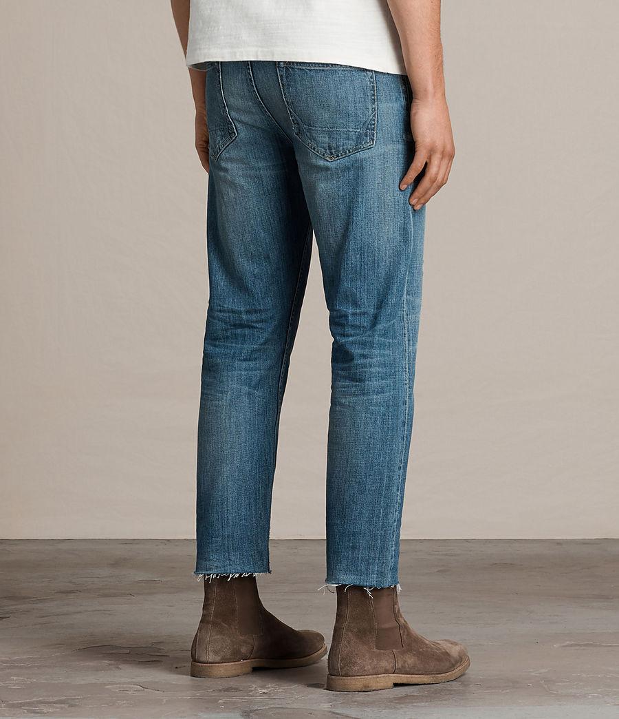 Uomo Jeans Ildham Sid (indigo_blue) - Image 4