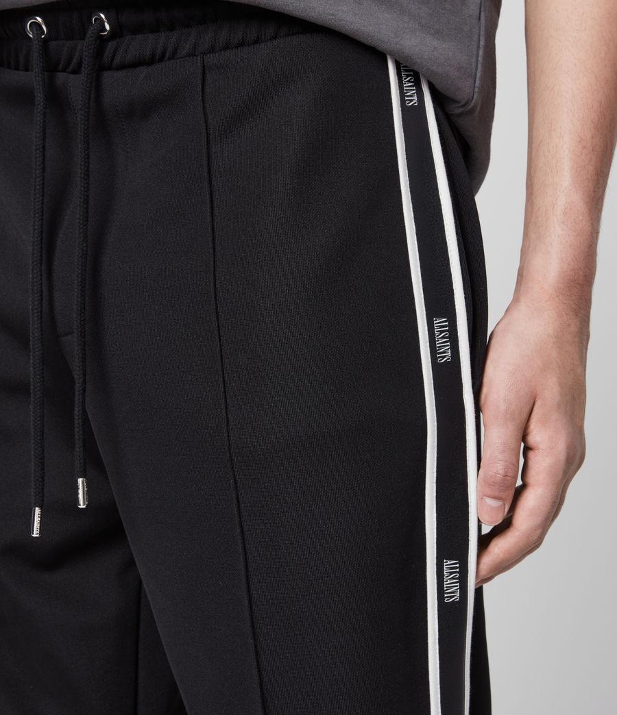 Hommes Pantalon de Survêtement Josh (jet_black) - Image 2