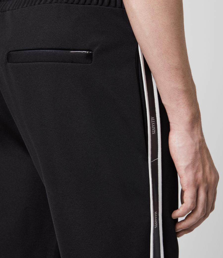 Hommes Pantalon de Survêtement Josh (jet_black) - Image 5