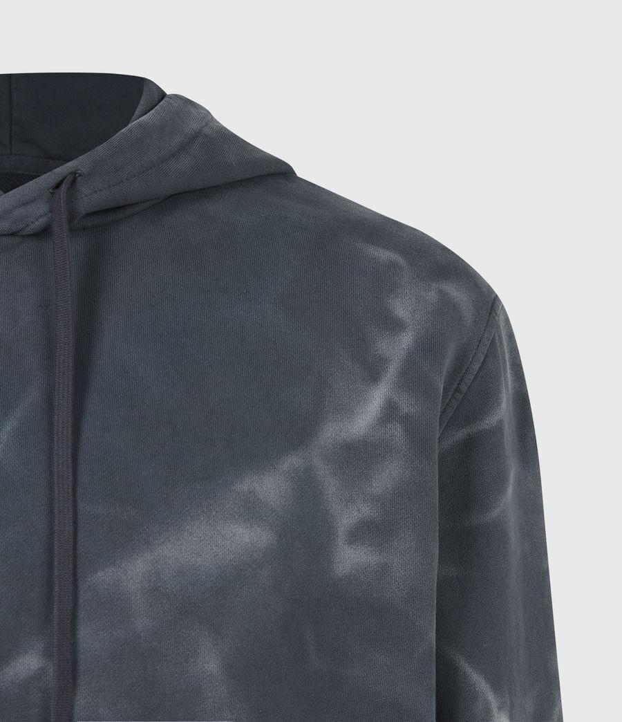 Hommes Cruz Pullover Hoodie (washed_black) - Image 5