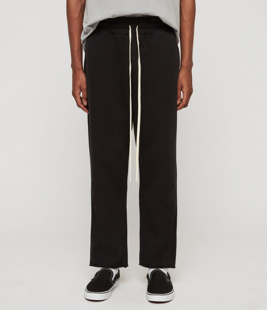 Mens Avio Sweatpants (jet_black) - Image 1