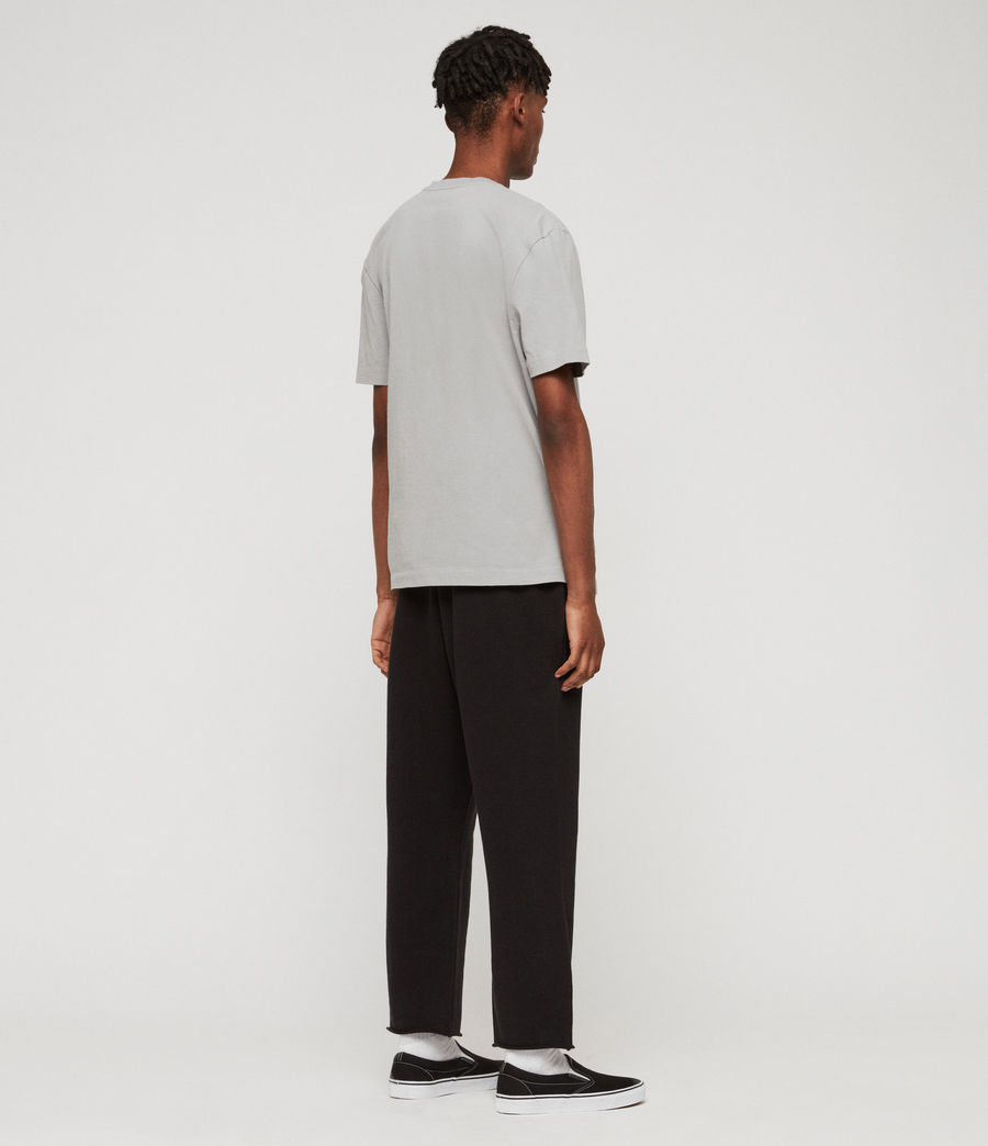 Mens Avio Sweatpants (jet_black) - Image 4