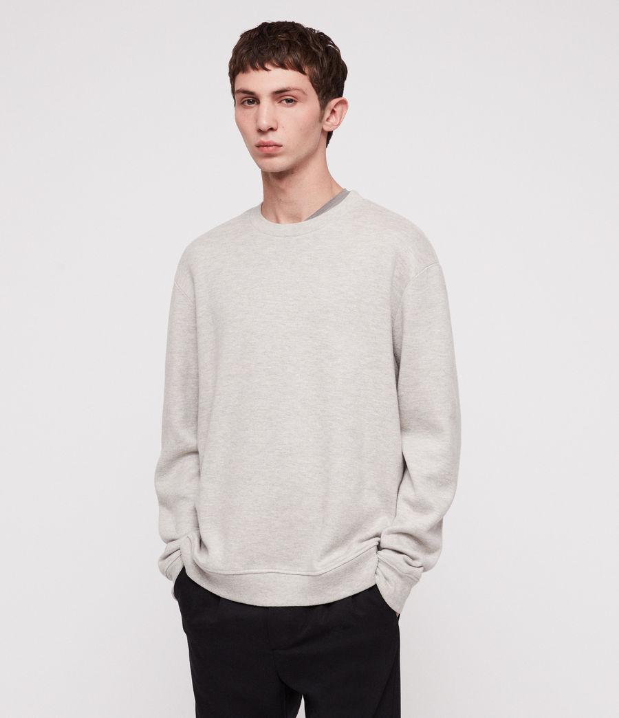 Hombre Cordum Crew Sweatshirt (grey_marl) - Image 1