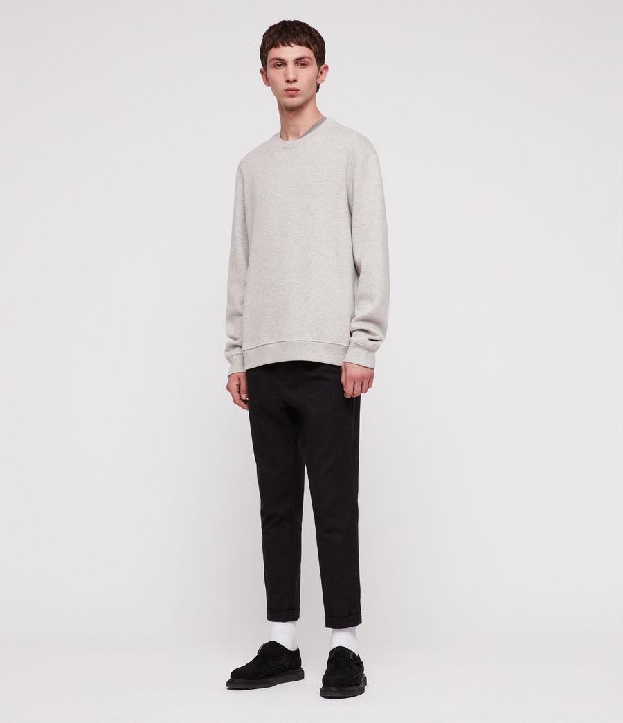 Hombre Cordum Crew Sweatshirt (grey_marl) - Image 3