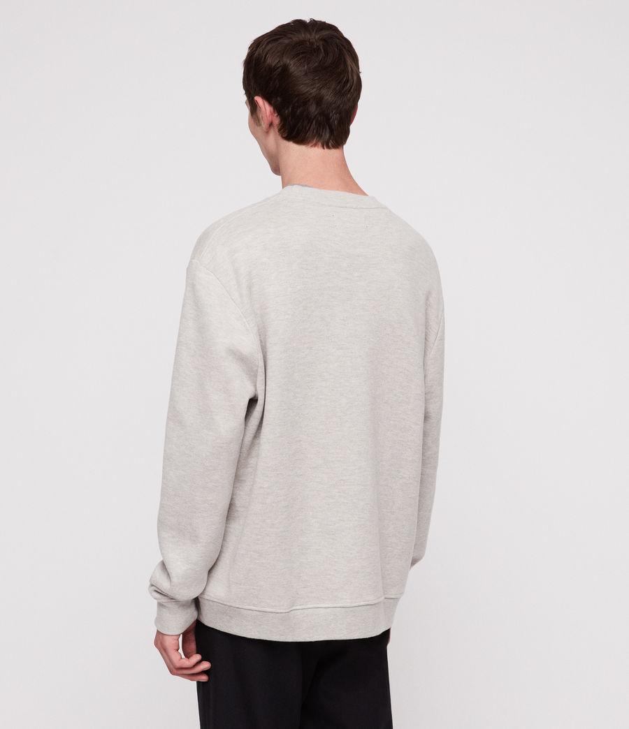 Hombre Cordum Crew Sweatshirt (grey_marl) - Image 4