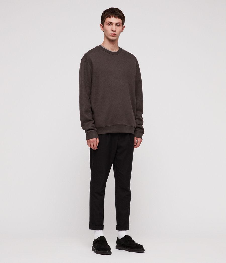 Hombre Cordum Crew Sweatshirt (khaki_brown) - Image 3