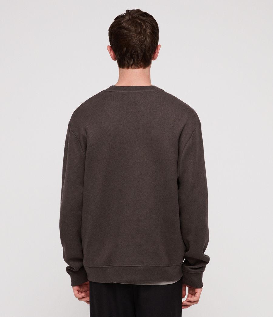 Hombre Cordum Crew Sweatshirt (khaki_brown) - Image 4