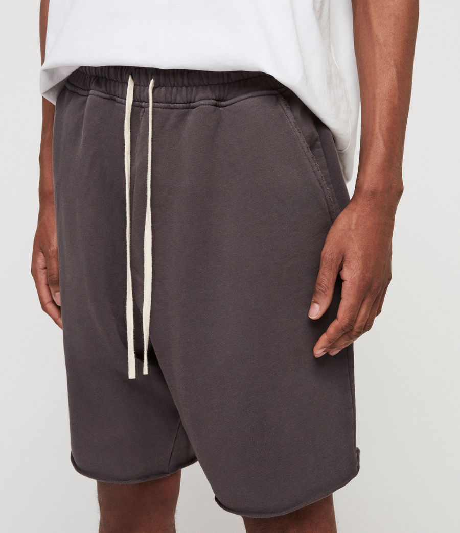 Men's Avio Sweat Shorts (iron_grey) - Image 2