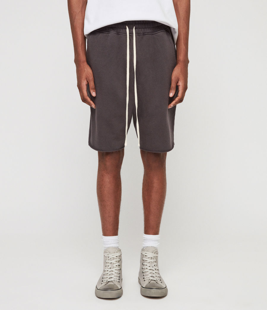 Men's Avio Sweat Shorts (iron_grey) - Image 3