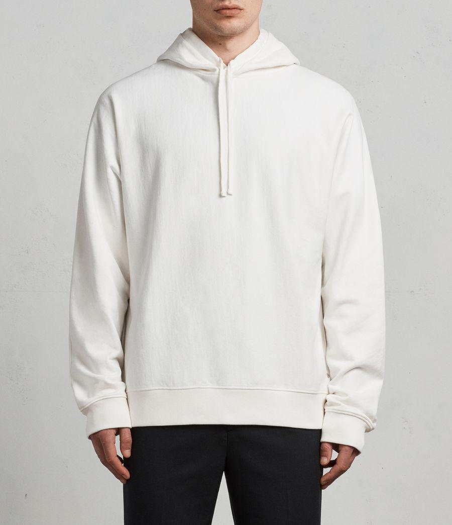 Men's Gethian Pullover Hoodie (chalk_white) - Image 1