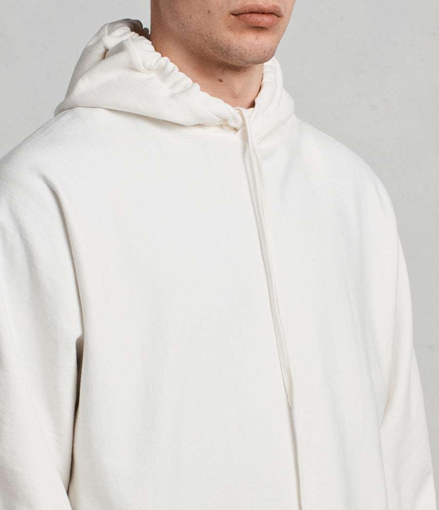 Men's Gethian Pullover Hoodie (chalk_white) - Image 3
