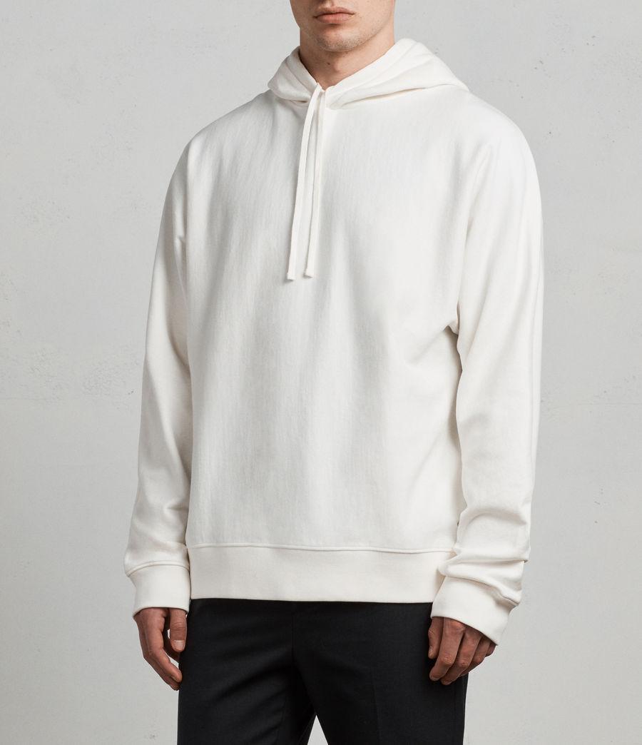 Men's Gethian Pullover Hoodie (chalk_white) - Image 4