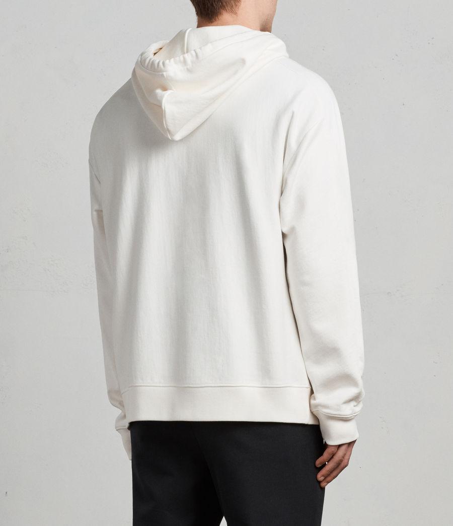 Men's Gethian Pullover Hoodie (chalk_white) - Image 5