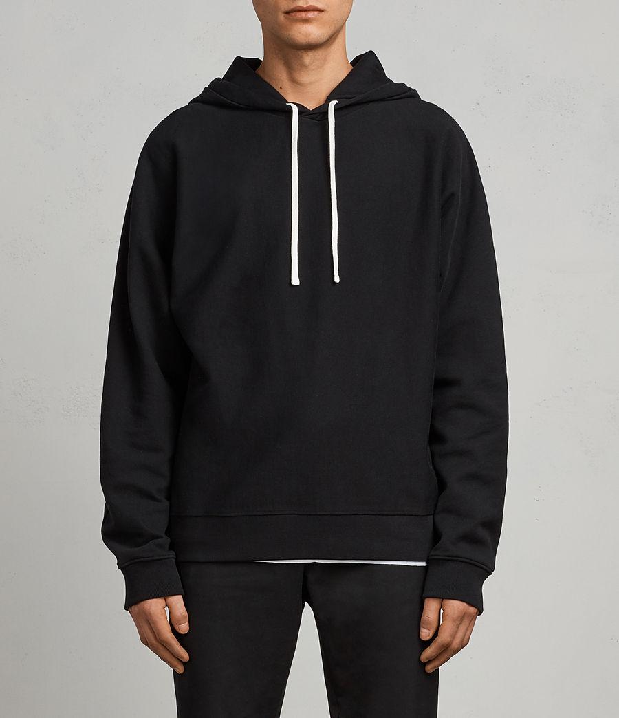 Men's Gethian Pullover Hoody (black) - Image 1