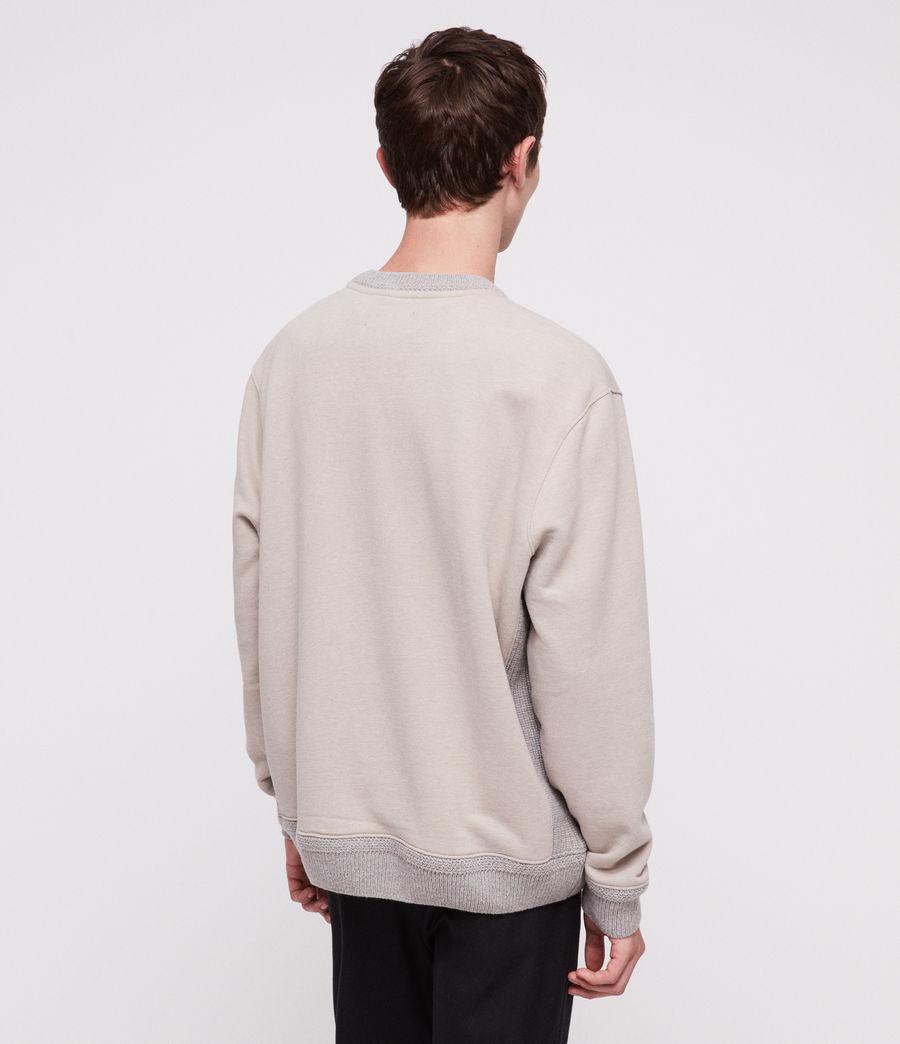 Herren Senior Pullover (oat_marl) - Image 4