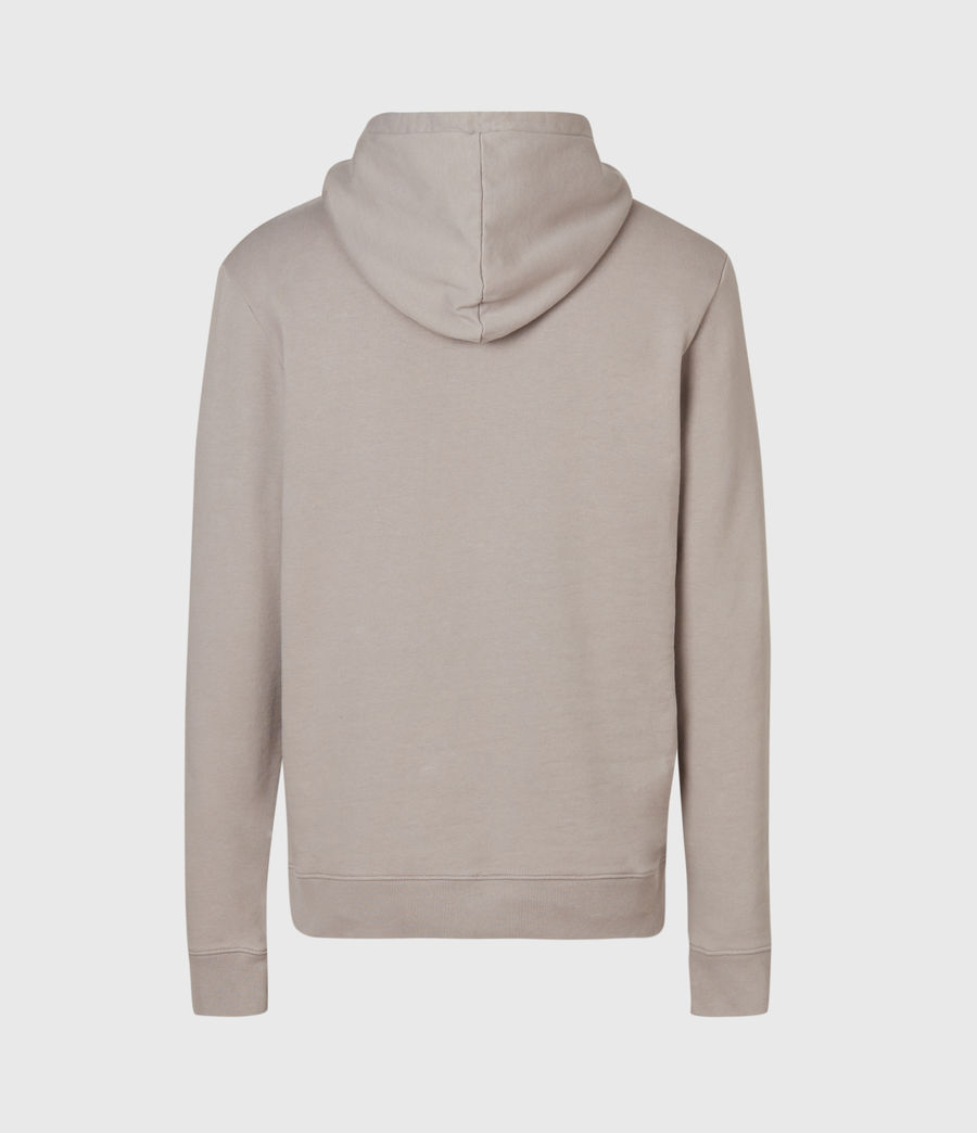 Men's Lobke Pullover Hoodie (putty_grey) - Image 4