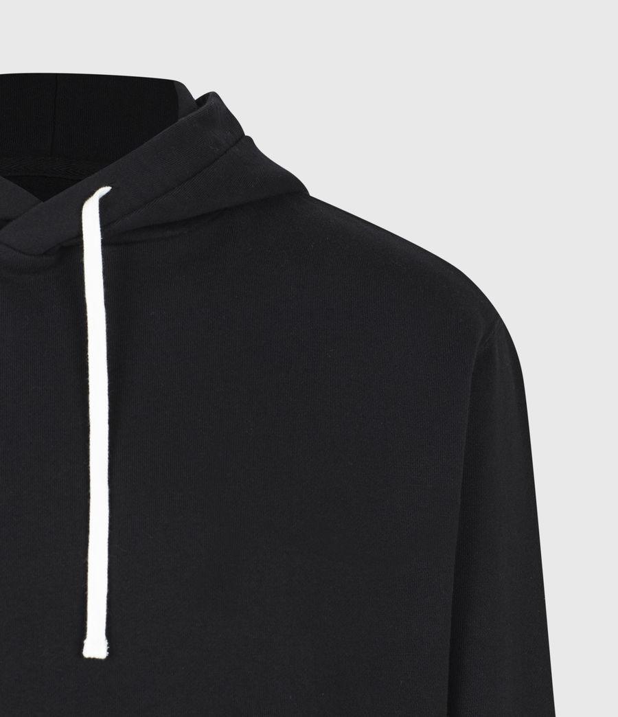Men's Tulum Pullover Hoodie (jet_black) - Image 5