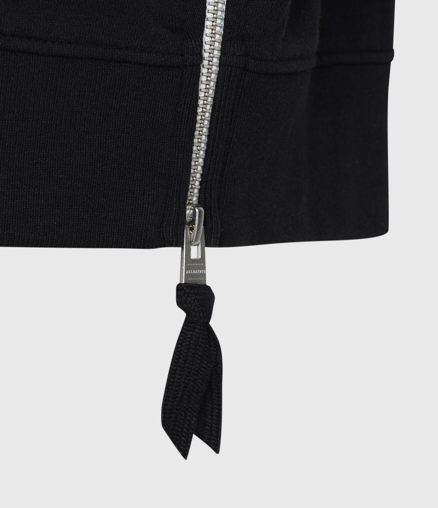 Men's Tulum Pullover Hoodie (jet_black) - Image 7