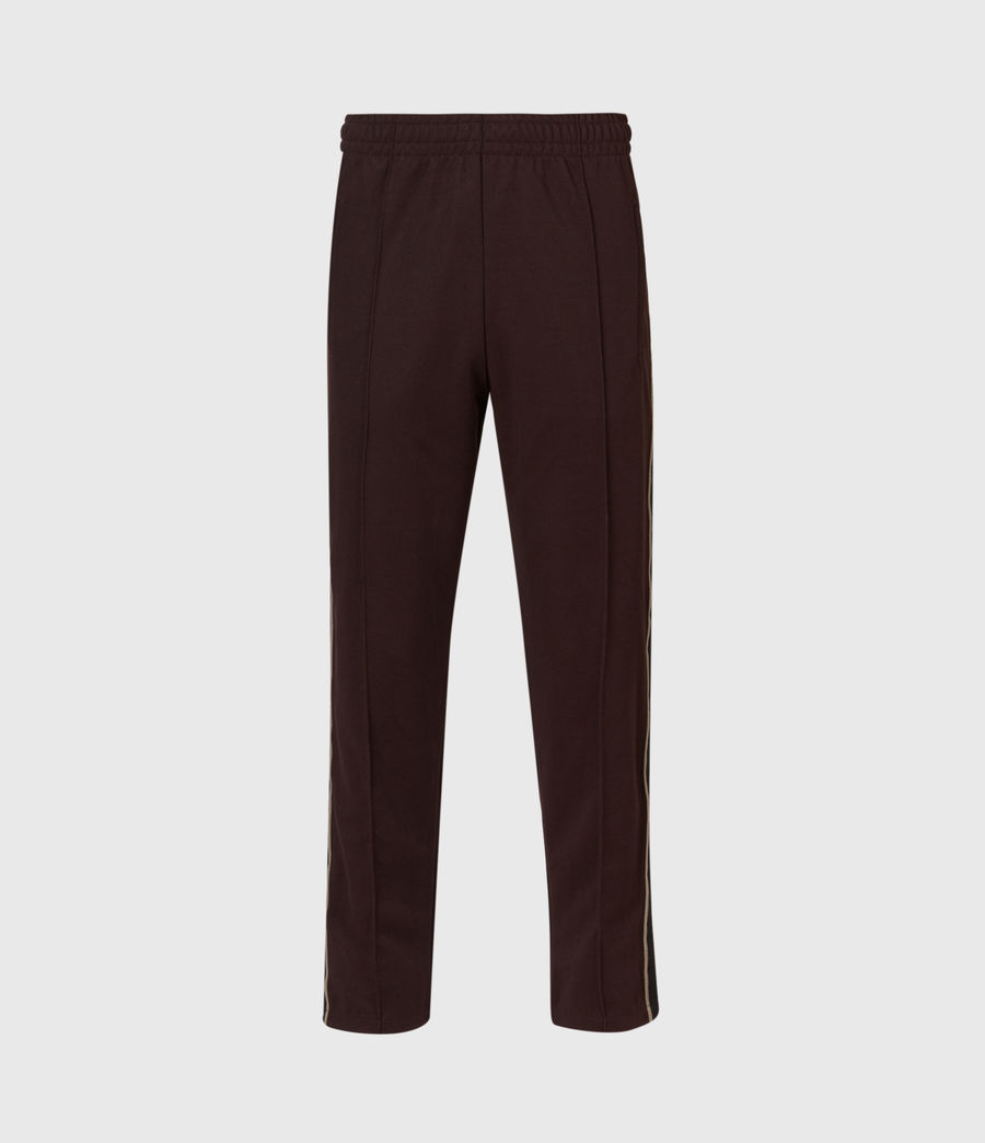 Mens Jasper Straight Sweatpants (dark_garnet) - Image 2