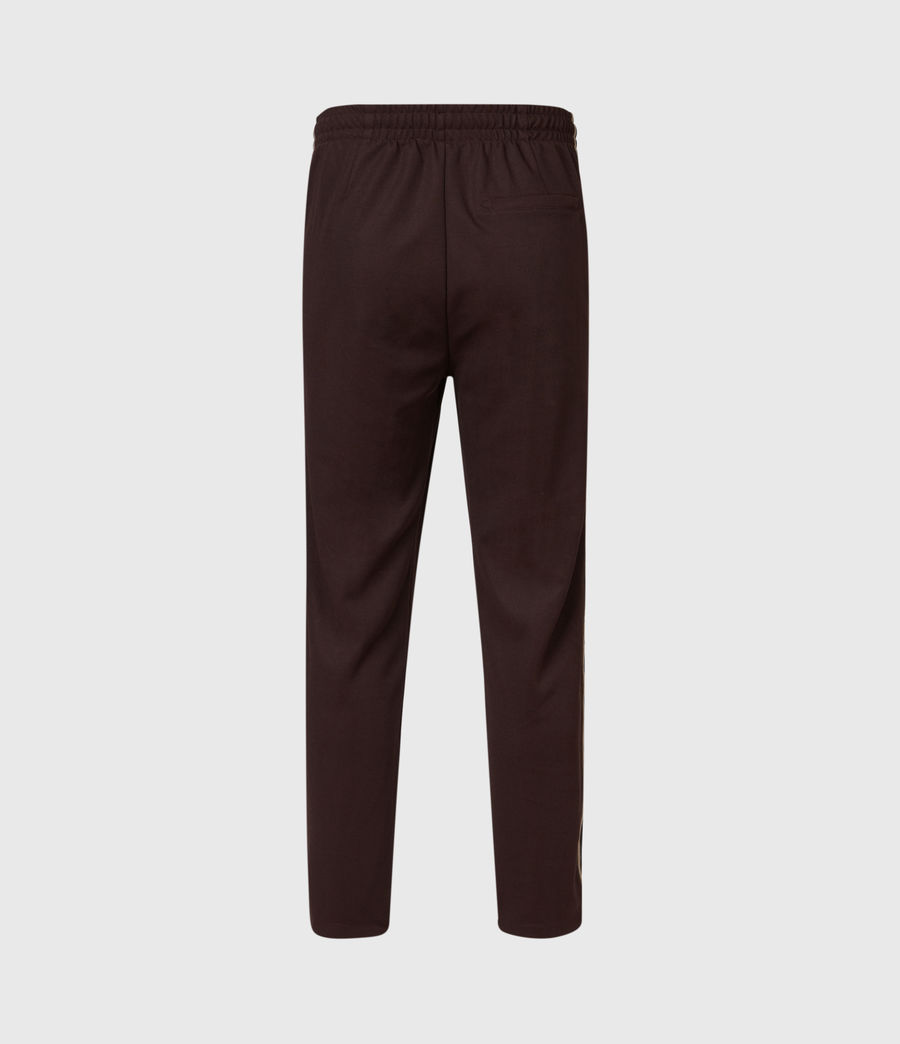 Mens Jasper Straight Sweatpants (dark_garnet) - Image 3