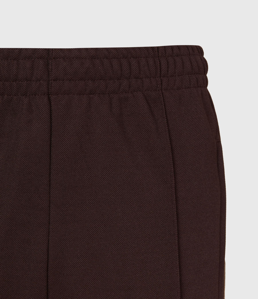Mens Jasper Straight Sweatpants (dark_garnet) - Image 5