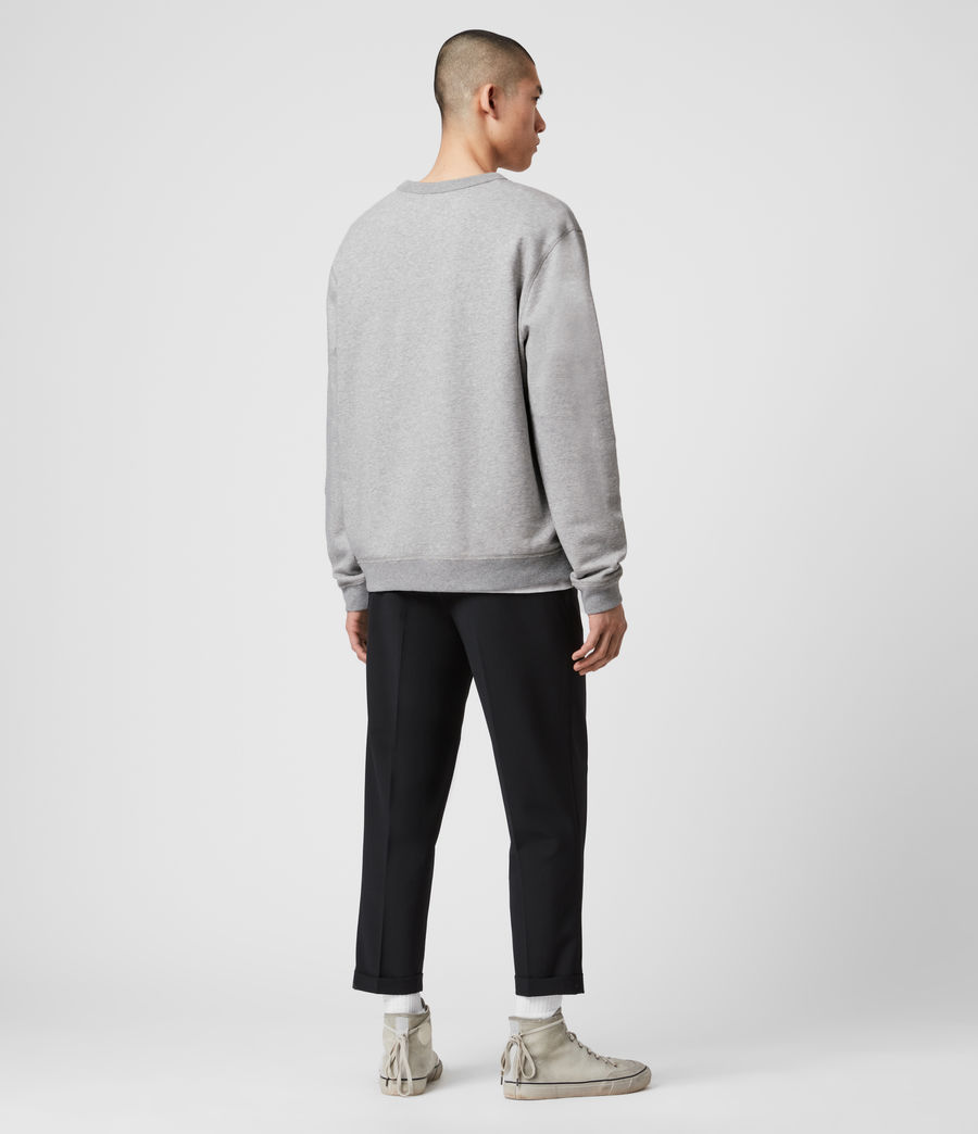 Hombre Phoenix Crew Sweatshirt (grey_marl) - Image 5
