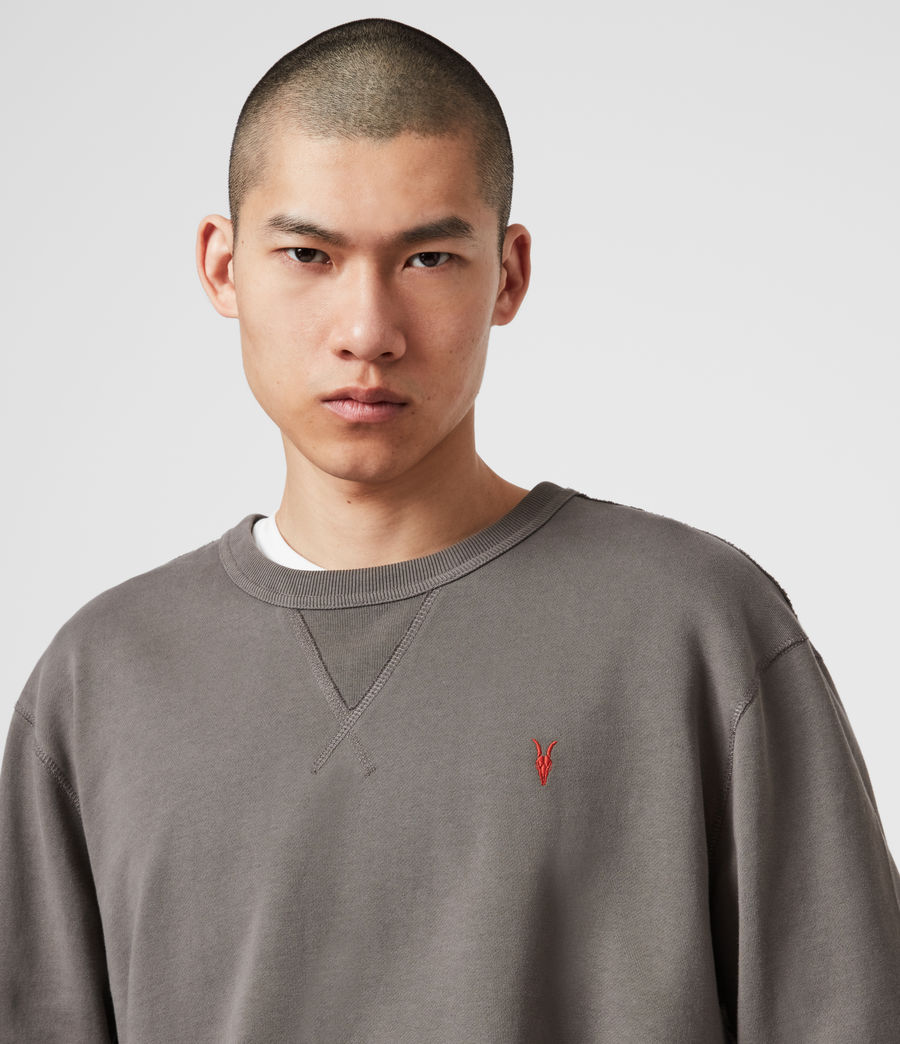 Men's Phoenix Crew Sweatshirt (core_grey) - Image 1