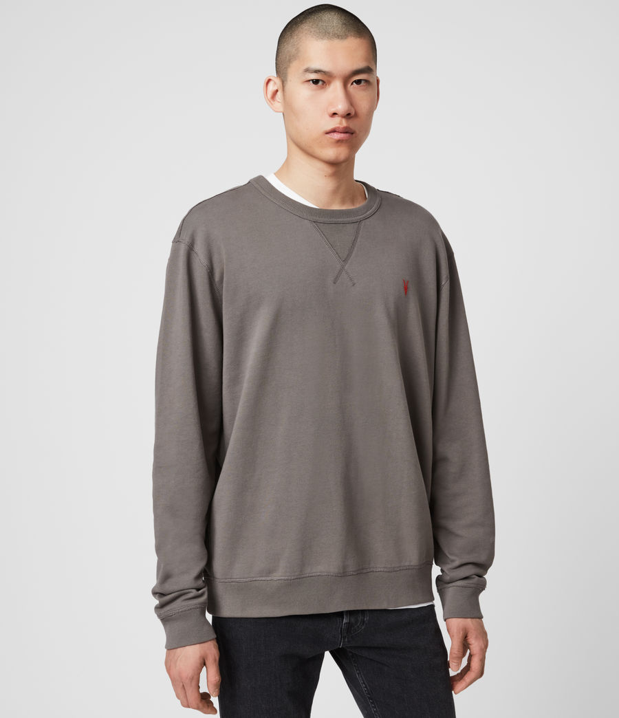 Men's Phoenix Crew Sweatshirt (core_grey) - Image 3