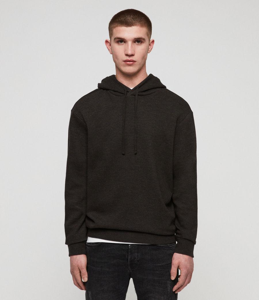 Men's Gaiety Pullover Hoodie (cinder_marl) - Image 1