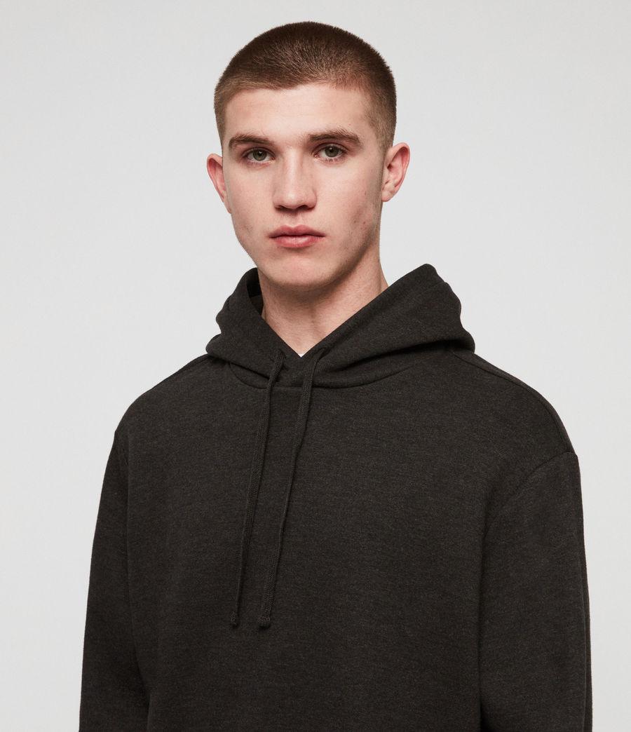 Men's Gaiety Pullover Hoodie (cinder_marl) - Image 3