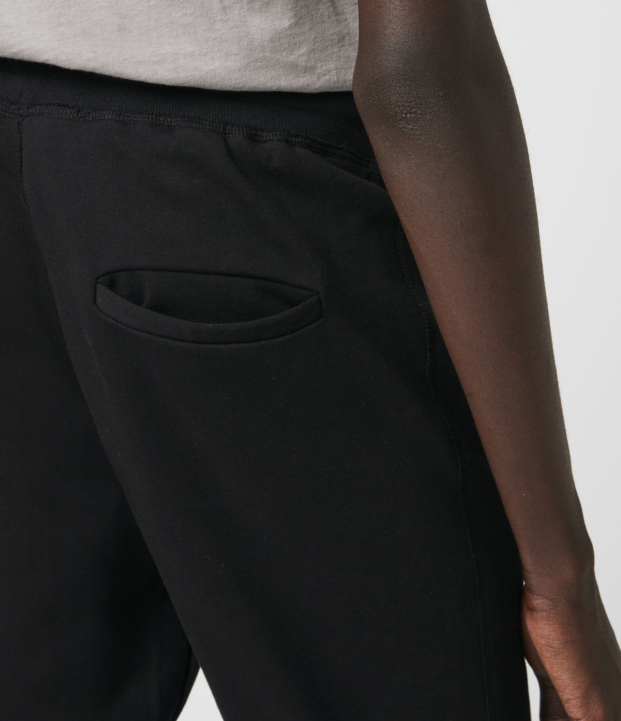 Hommes Phoenix Cuffed Slim Sweatpants (jet_black) - Image 5