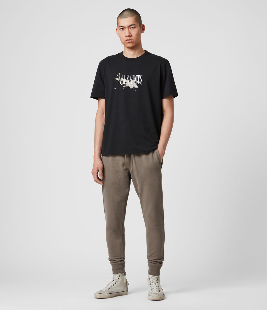 Hombres Phoenix Cuffed Slim Sweatpants (core_grey) - Image 1