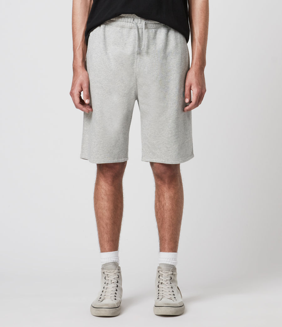 Hombres Pantalón Corto de Chándal Phoenix (grey_marl) - Image 1