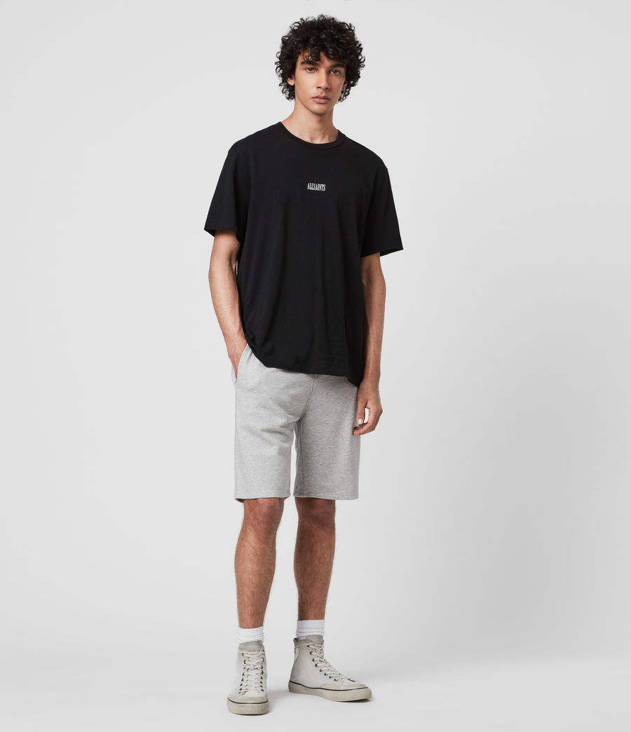 Herren Phoenix Sweat Shorts (grey_marl) - Image 3