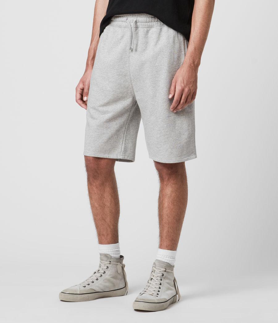 Hombres Pantalón Corto de Chándal Phoenix (grey_marl) - Image 4