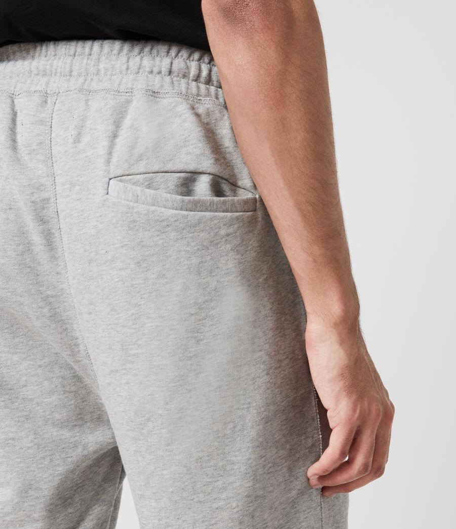 Hombres Pantalón Corto de Chándal Phoenix (grey_marl) - Image 5