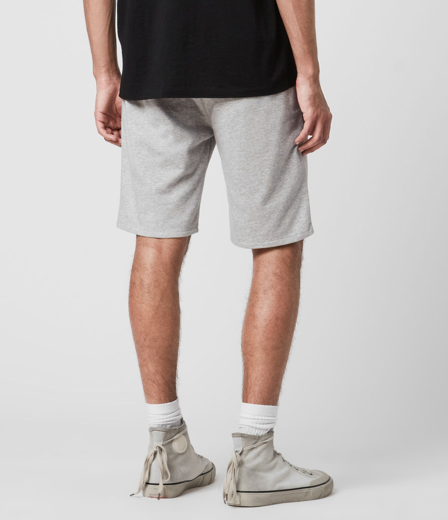 Hombres Pantalón Corto de Chándal Phoenix (grey_marl) - Image 6
