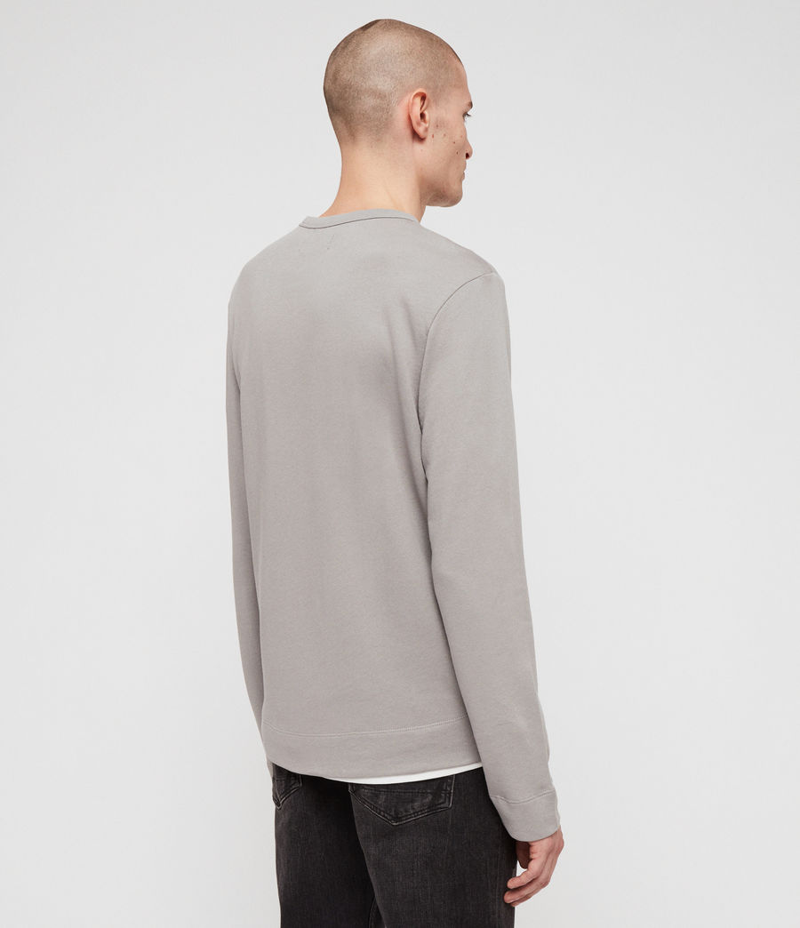 Men's Stan Crew Sweatshirt (putty_grey) - Image 5