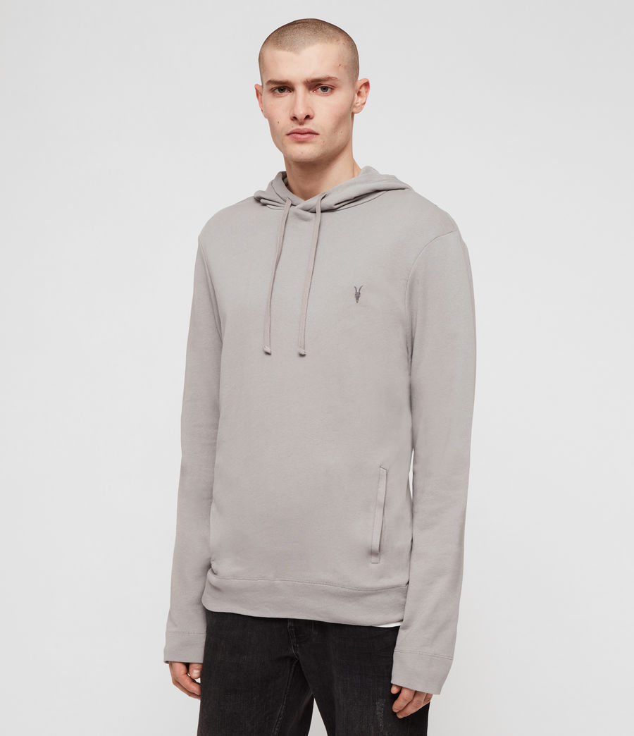 Men's Stan Hoodie (putty_grey) - Image 1